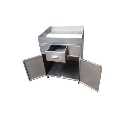 Detalhes do produto Gabinete corte de frango com gaveta - 120x70 - Promaq