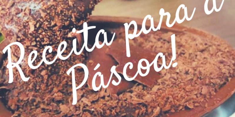 OVO DE PÁSCOA CHOCOLATE BRANCO