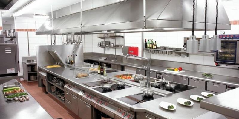 Como montar a cozinha ideal para seu estabelecimento