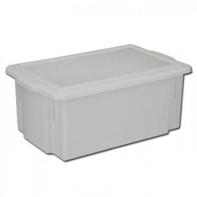 Detalhes do produto Caixa organizadora multiuso - 24,5 litros - RP Plass