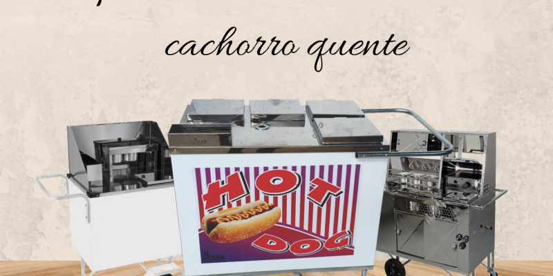 EMPREENDENDO COM CARRINHO DE CACHORRO QUENTE