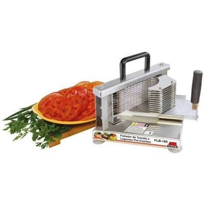 Fatiador de Tomates e Legumes Manual FLB - 180 - Braesi - Foto 2