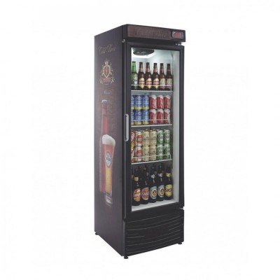 Detalhes do produto Cervejeira Vertical Slim Porta de Vidro RF015 - Frilux