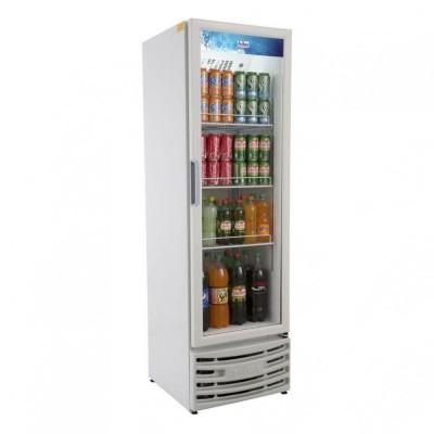Detalhes do produto Refrigerador Vertical Visa Cooler Slim RF-003 - Frilux