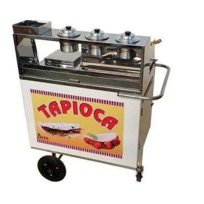 Detalhes do produto Carrinho para Tapioca - Alsa