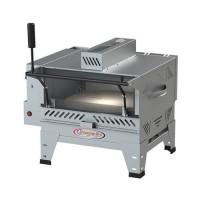 Detalhes do produto Forno pizza grill Itajobi - Luxo - Com tampa de vidro - Infravermelho - 480x425