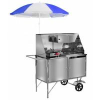 Detalhes do produto  Carro de hot dog - Luxo - Cefaz - L 10 P/GS