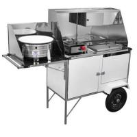 Detalhes do produto Carrinho 3 em 1 - Salgado + Hot Dog + Lanche - Cefaz - BL 28 P/GS