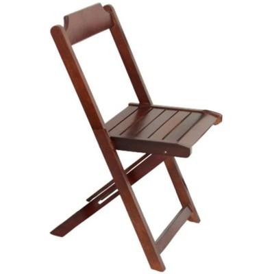 Detalhes do produto Cadeira imbuia - Maplan