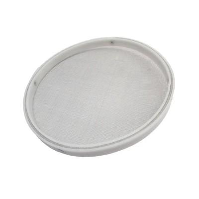 Detalhes do produto Peneira com aro em polietileno 20cm x 5cm - Solrac