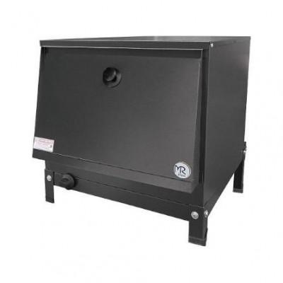 Detalhes do produto Forno grande de mesa - Porta de aço - MR Fogões