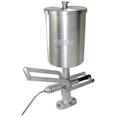 Detalhes do produto Recheadeira de churros 5 litros - Ademaq