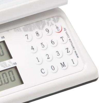 Balança Comercial Digital | 15Kg | DCRB CL Com Bateria | Bivolt | Ramuza - Foto 1