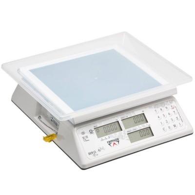 Balança Comercial Digital | 15Kg | DCRB CL Com Bateria | Bivolt | Ramuza - Foto 2