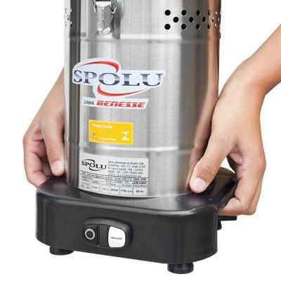 Processador Cutter de mesa - 4 litros - Spolu - Foto 5