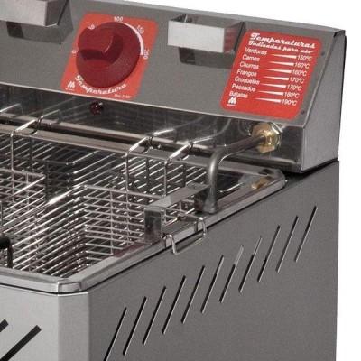 Fritadeira água e óleo - 25 litros - 8.000W - 220V - Foto 1