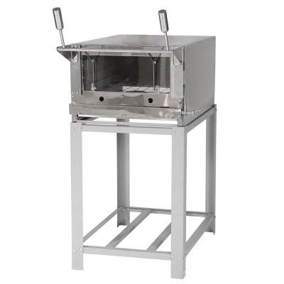 Forno de Pizza | Industrial Inox | FIRI 80 | Venâncio - Foto 3