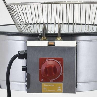 Tacho para Fritura | Elétrico | Com Peneira | 7,5 L | 110 V | Marchesoni - Foto 2