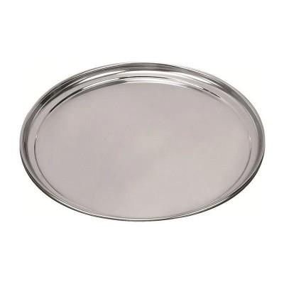 Detalhes do produto Bandeja de Garçom Redonda - Alumínio - Walpan