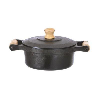 Detalhes do produto Caçarola de Ferro FS 50.6 - 3,75L Nº24 - Fundição Santana