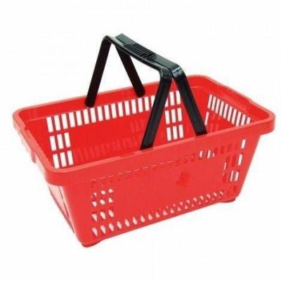 Detalhes do produto Cesta de Compras Plástica - Amapá