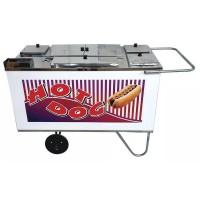 Detalhes do produto Carrinho de Hot Dog com Chapa - Alsa
