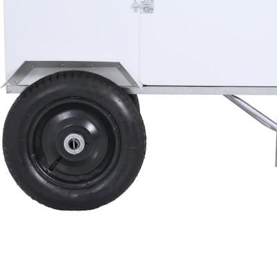Carrinho para Espetinho - 80cm - R2 - Foto 2