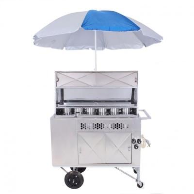 Detalhes do produto Carrinho Hot Dog - R2