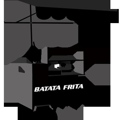 Carrinho de Batata-Frita