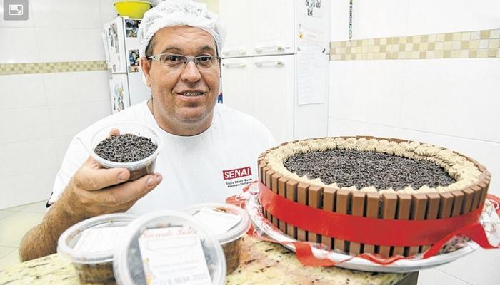 Exemplos de pessoas que lucram com bolo no pote