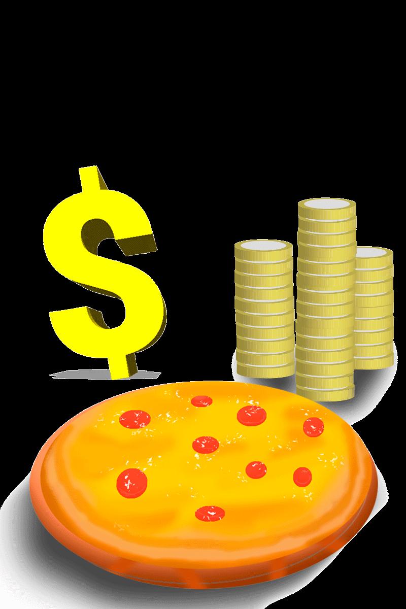 Carrinho de Pizza