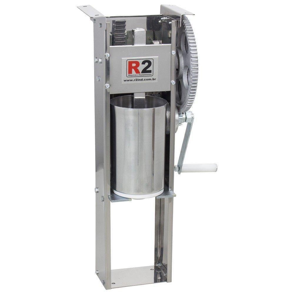 Masseira de Churros de Engrenagem - Base/Teto - R2