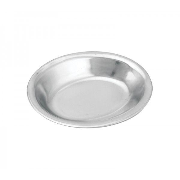 Travessa Oval Funda Inox 26 cm - Lume Inox