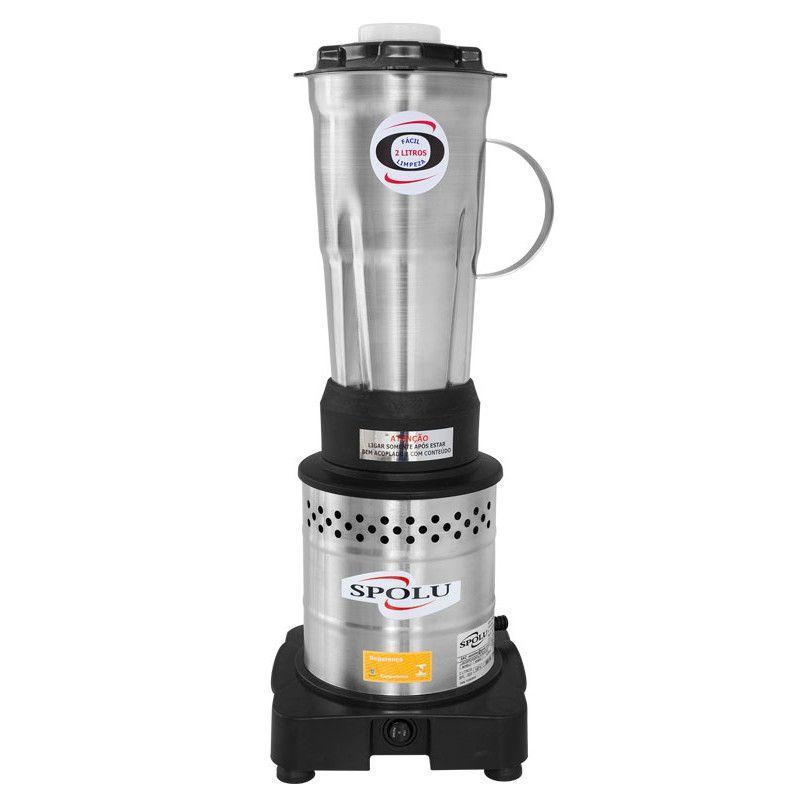 Liquidificador 220V Alta Rotação - 2 litros - Spolu
