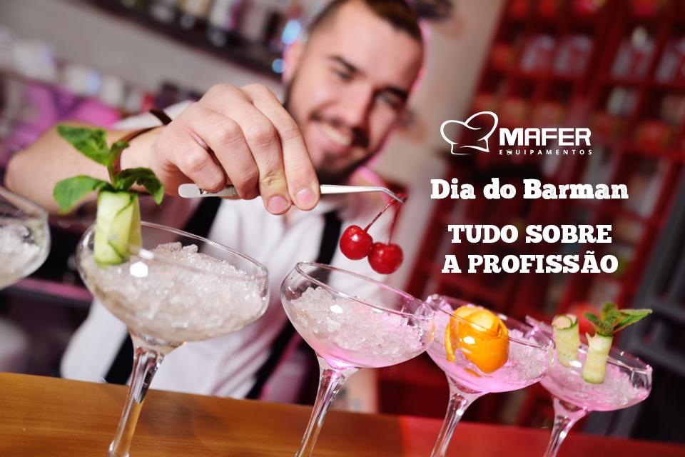 Dia do Barman – Tudo sobre a profissão